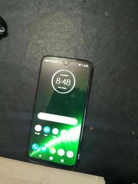 Vendo Celular Moto G7 Plus