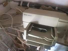 Vendo impresora no se si funciona para repuesto