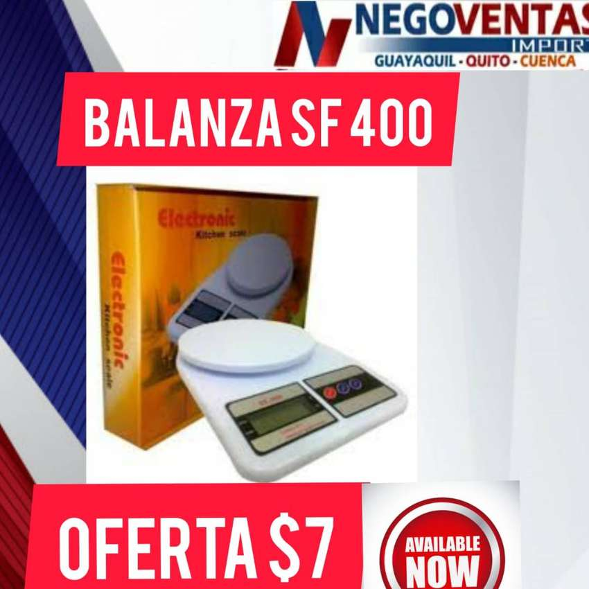 BALANZA GRAMERA SF-400 0