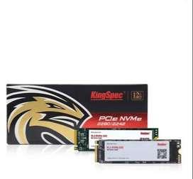 DISCO SOLIDO SSD MVME NE- 256GB M2  KINGSPEC
