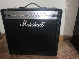 Vendo amplificador MARSHALL MG50CFX