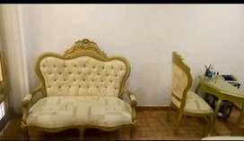 Vendo sofá isabellino