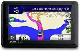 Actualización de GPS Garmin