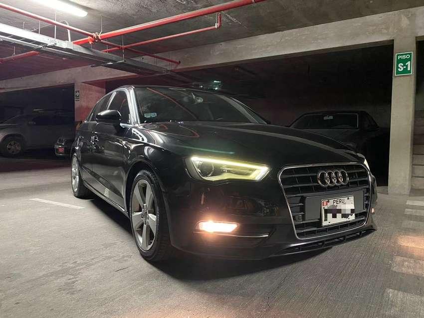 Audi A3 Ambition version full