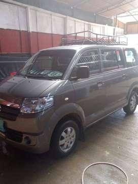 Suzuki APV  año de compra 2020
