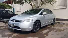 Honda Civic 2008 Lxs mttos en concesionarias