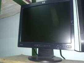 Monitor de 15 pulgadas HP
