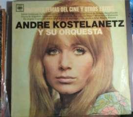 Vinilo Andrè Kostelanetz & Su Orquesta