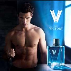 Perfume V For Victory Avon 75ml se lleva a domicilio escribir al whatApp