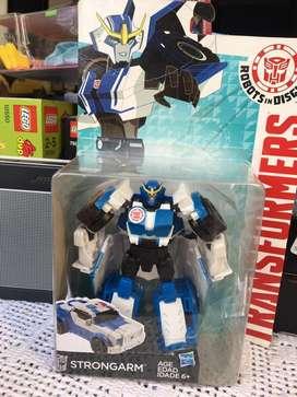 Strongarm transformers hasbro rescuet bots