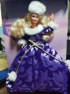Barbie de coleccion original 1993 modelo 10658