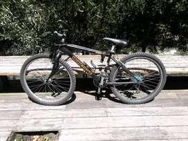 Bicicleta mongoose aro 26 aluminio