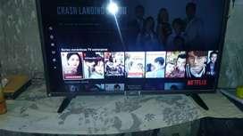 """Smart tv LG 32"""" excelente"""