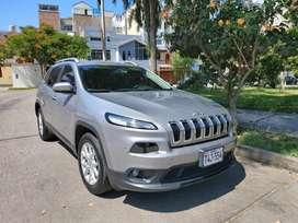 Jeep Cherokee Longitude 2017 Automatico