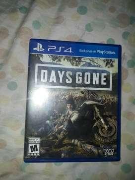 Videojuego PS4 Days Gone