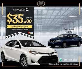 Alquiler de Autos - CQ Rent a car