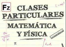 CLASES PARTICULARES PARA BACHILLERATO Y UNIVERSIDAD