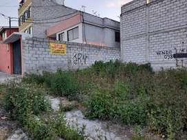 Se vende terreno esquinero En zona residencial