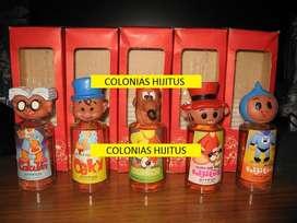 5 COLONIAS HIJITUS ORIGINALES