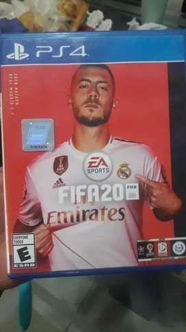 FIFA 20 COMO NUEVO