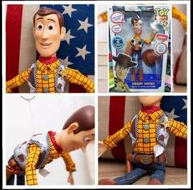 Woody buzz lightyear y forky