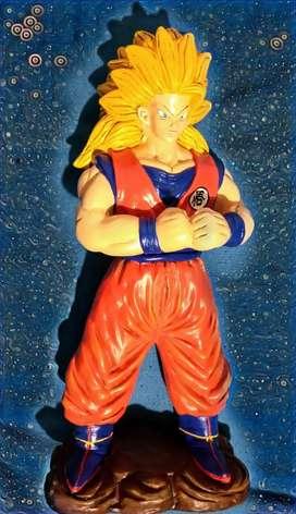 Cerámica de Goku