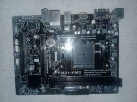 Mother gigabyte f2a68hm-h