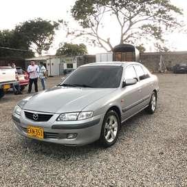 Mazda 626 milleniun 2004 automatico
