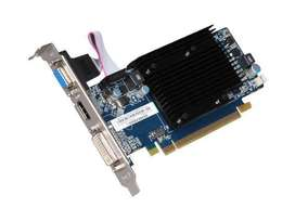Placa de Video AMD Radeon hd 5450 1gb