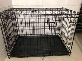 Jaula para perro mediano