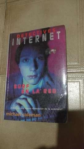 Libros Detectives de Internet