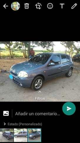 Renault Clio 2002 precio negociable