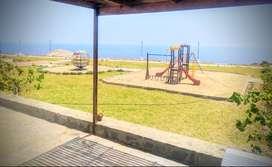 Vista al mar, casa de playa, tres dormitorios...