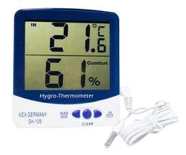 Calibracion de Termohigrometro