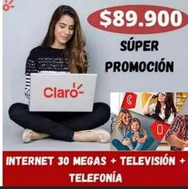 Internet tripleplay
