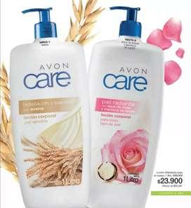 Cremas hidratantes AVON care