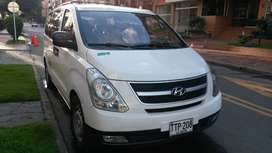 Venta Vehículo Hyundai H1, Modelo 2013, en buen estado