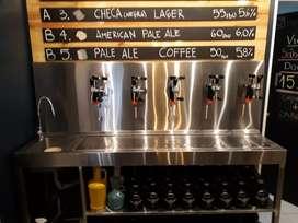 Fabricamos  tu dispensador de cerveza