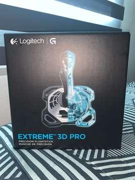 Joystick Logitech Extreme 3D Pro - NUEVO
