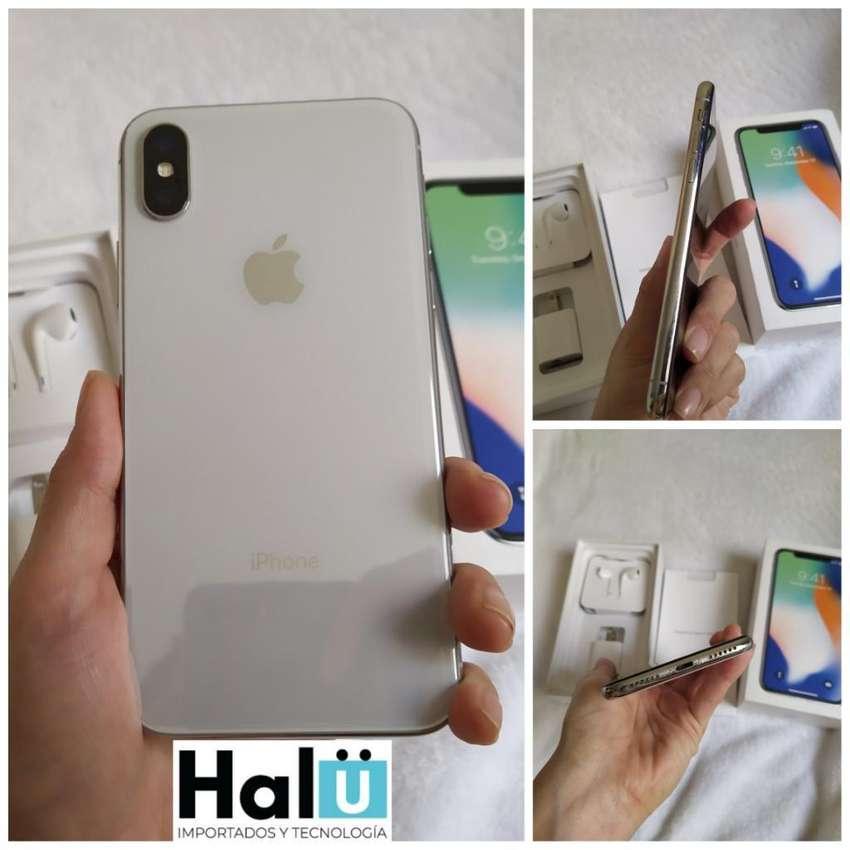 iPhone X de 256 Gb Usado Perfecto 0
