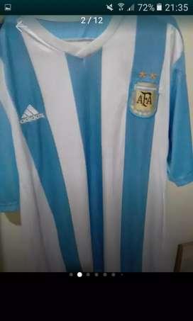 Camiseta seleccion nacional arg XL