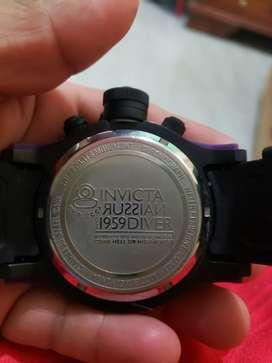 Vendo Reloj Invicta 100% original