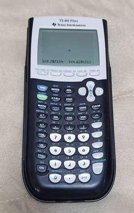 Calculadora Texas Instrument Ti 84 Plus !GANGAZO!