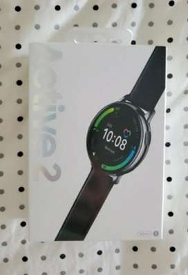 Samsung Galaxy Watch Active 2 Stainless steel! Son acero inoxidable, NO aluminio! Rose Gold, Black Silver! Modelo R830!