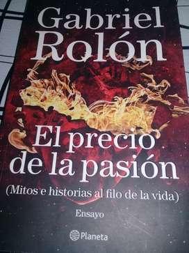 Libro : El precio de la pasión