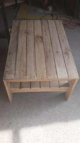 Artículos en madera.