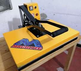 Termofijadora manual formato 60x40 bandeja extraible