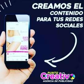Diseños para redes sociales, Web, Videos