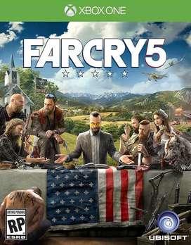 Far Cry 5 Xbox One, Físico