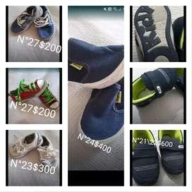 Zapatillitas zapatos